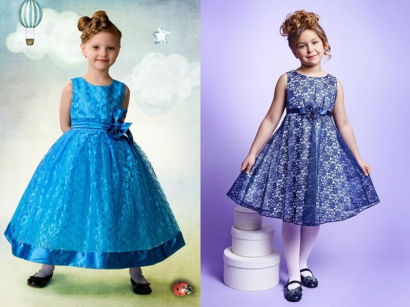 Детские платья: обзор лучших моделей