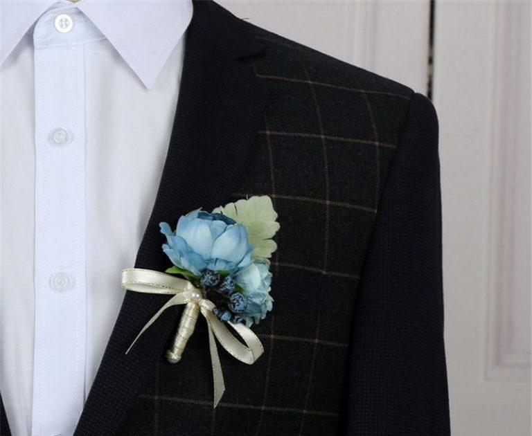 Artificial-Silk-Flower-Head-Blue-Groom-Boutonniere-Man-Bride-Wrist-Corsage-Hand-Wedding-Flowers-Party-Decoration-768x630-1