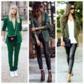 Образы с зеленым пиджаком 768x768