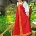Russkij narodnyj sarafan