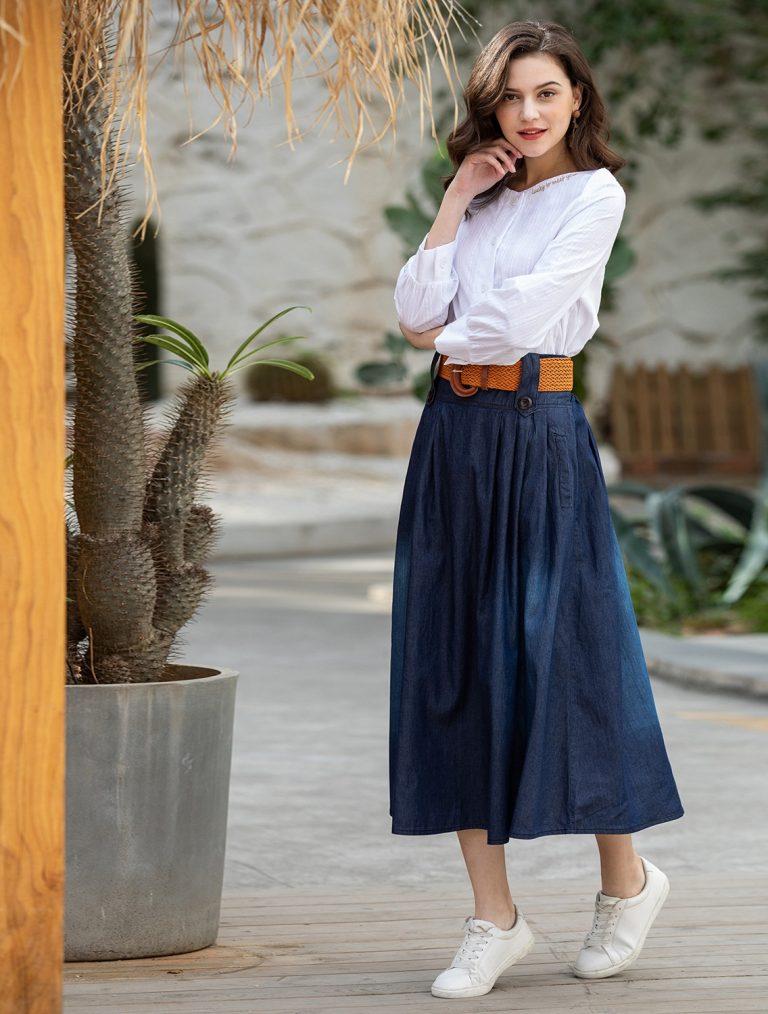 Elegant-Women-s-High-Waist-A-Line-Maxi-Denim-Skirt-Plus-Size-Street-Wear-Solid-Buttons-768x1014