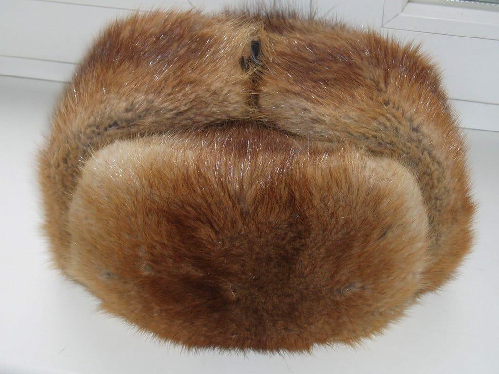 Пыжиковая шапка